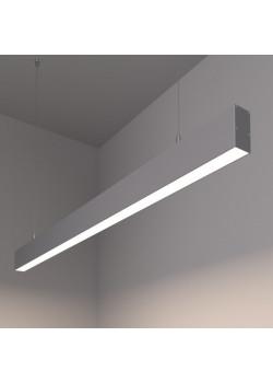 Линейный светодиодный светильник SUNLine S - 475х35х67мм, 12Вт, 1090Лм, IP20, встроенный блок питания
