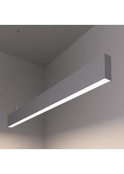 Линейный светодиодный светильник SUNLine S - 475х35х90мм, 12Вт, 1092Лм, IP20, встроенный блок питания