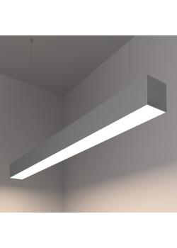 Линейный светодиодный светильник SUNLine S - 475х77х74мм, 24Вт, 2184Лм, IP20, встроенный блок питания