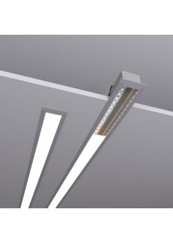 Встраиваемый линейный светодиодный светильник SUNLine V - 485х49х32мм, 12Вт, 1092Лм, IP20