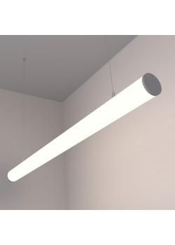 Цилиндрический линейный светодиодный светильник SUNLine С - 492xd60мм, 12Вт, 1092Лм, IP20