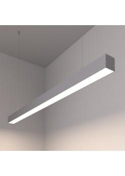 Линейный светодиодный светильник SUNLine S - 475х50х50мм, 12Вт, 1092Лм, IP20, встроенный блок питания