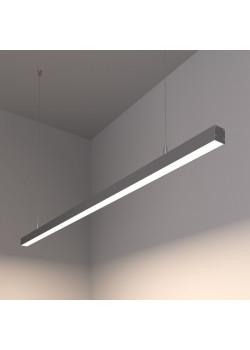 Линейный светодиодный светильник SUNLine P - 985х28х25мм, 25Вт, 2275Лм, IP20, внешний блок питания